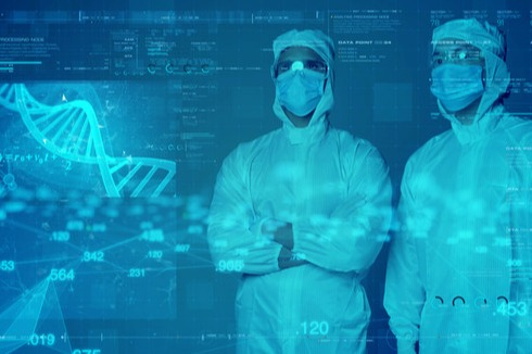 ▲数码治疗剂作为利用应用程序、游戏、虚拟现实(VR)等软件为患者提供治疗的第三代治疗剂而受到关注。ⓒGettyImages